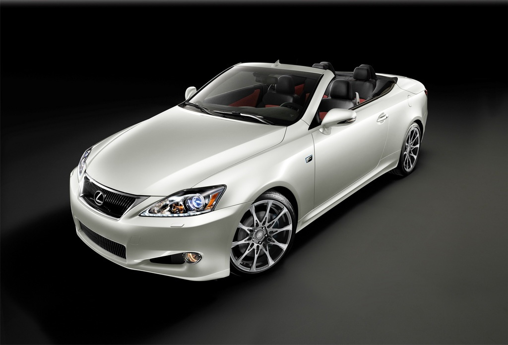 2011 Lexus IS 350C F Sport Special Edition Price The Lexus Special Edition of 2011 IS 350C F Sport announced