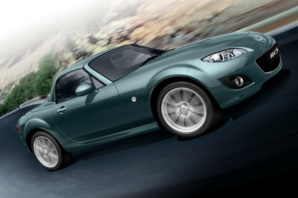 2011 Mazda MX 5 Aussies get New Mazda MX 5 Special Edition