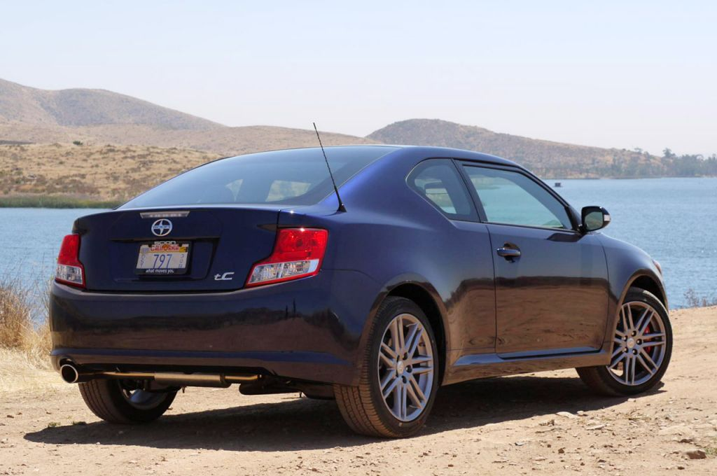 All About The 2011 Scion Tc Machinespider Com