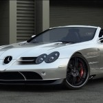 2011 Wheelsandmore Mercedes Benz SLR 150x150 The Cool Fast Car, Mercedes Benz SLR