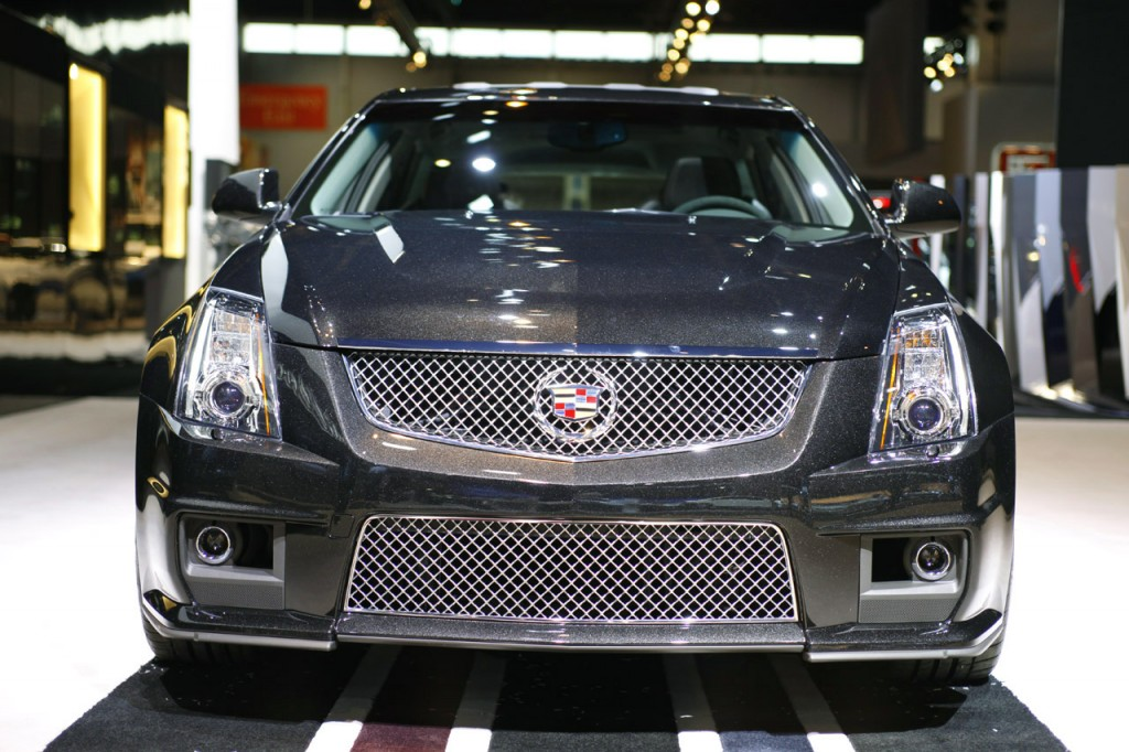 2011 cadillac cts v wagon black diamond chicago 4 1024x682 The Black Diamond Edition of Cadillac CTS V Sport Wagon