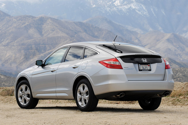 The Honda 2011 Accord Crosstour With Remarkable Features