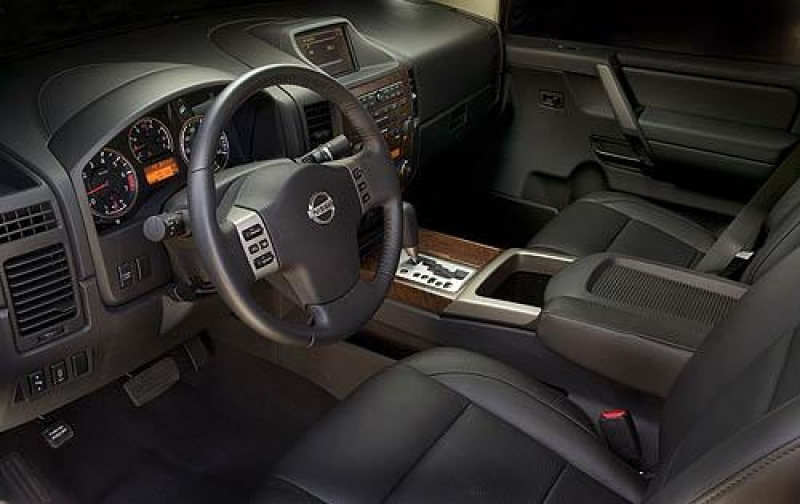 The King of all Cabs, 2012 Nissan Titan King Cab