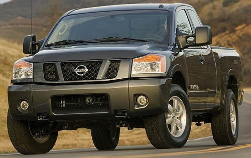 2011 nissan titan king cab 3 The King of all Cabs, 2012 Nissan Titan King Cab