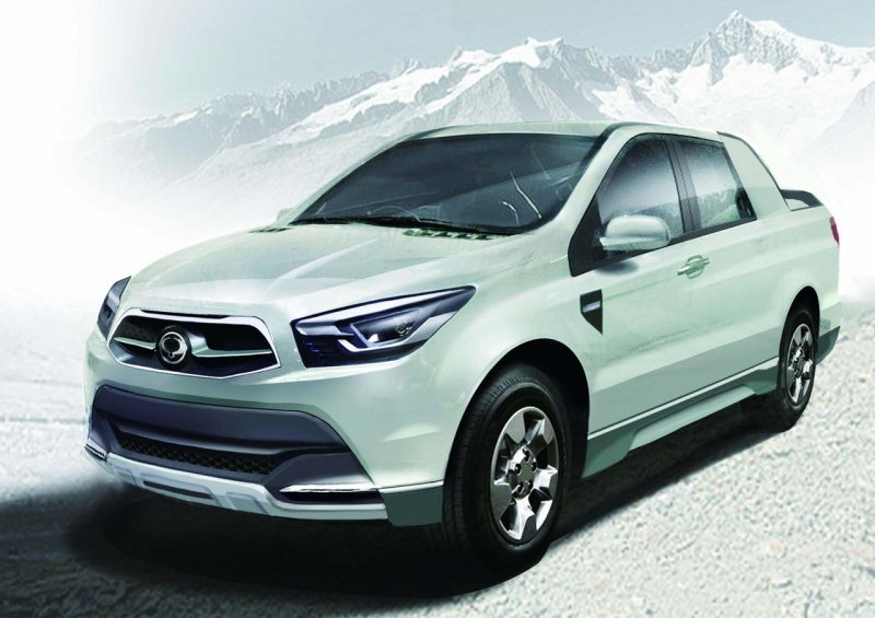 The Exciting SSang Yong SUT1 to be Unveiled