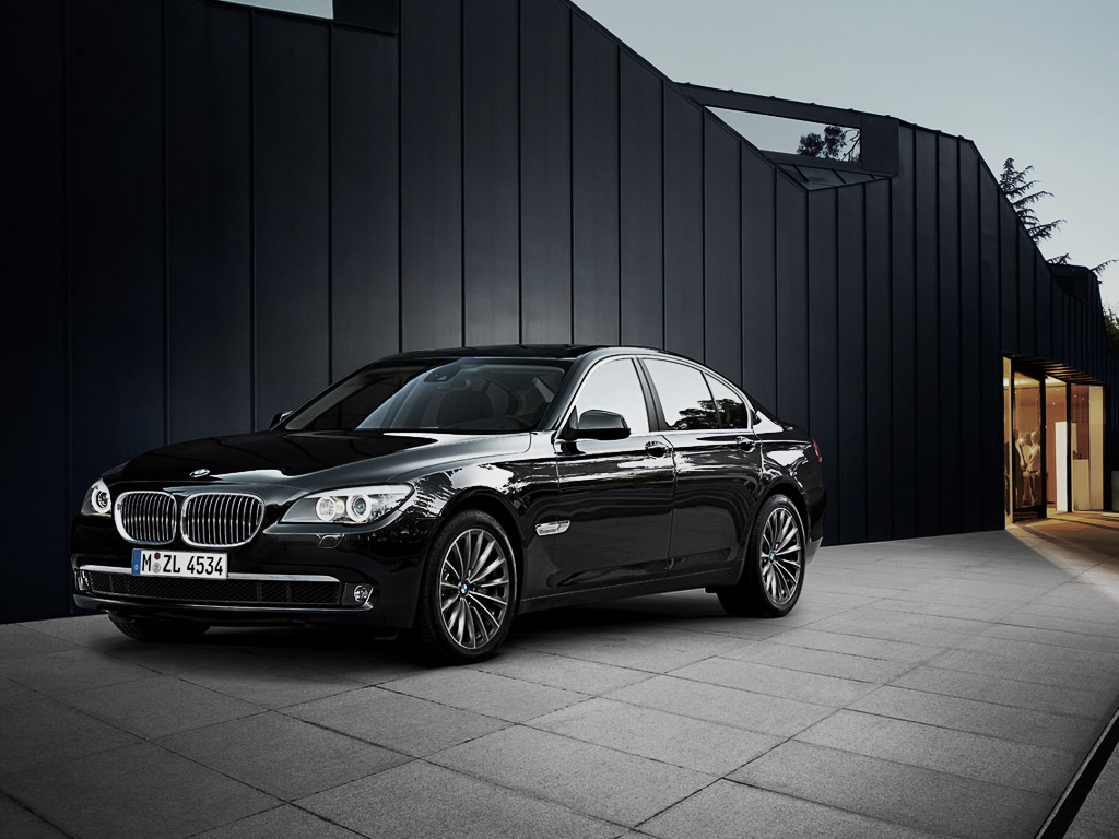 2012 BMW 7 Series The Exciting 2012 BMW 7 Series