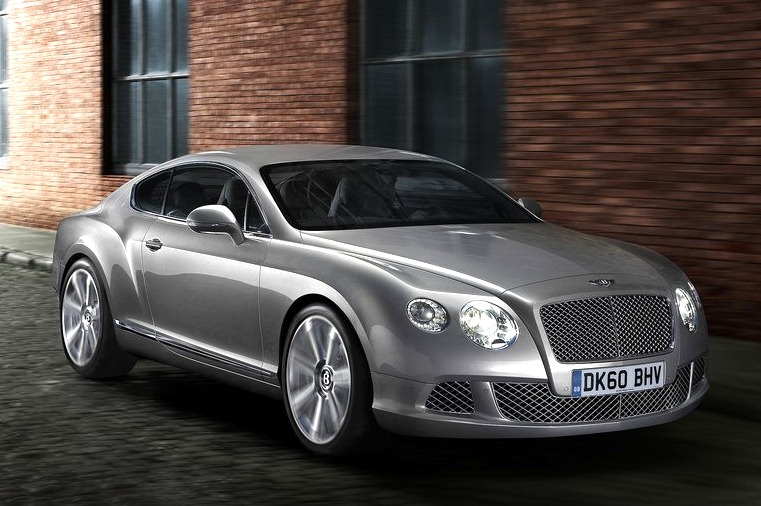 2012 Bentley Continental GT 5 Bentley 2012 Continental GT to be available in India at a price tag of Rs. 2 crore