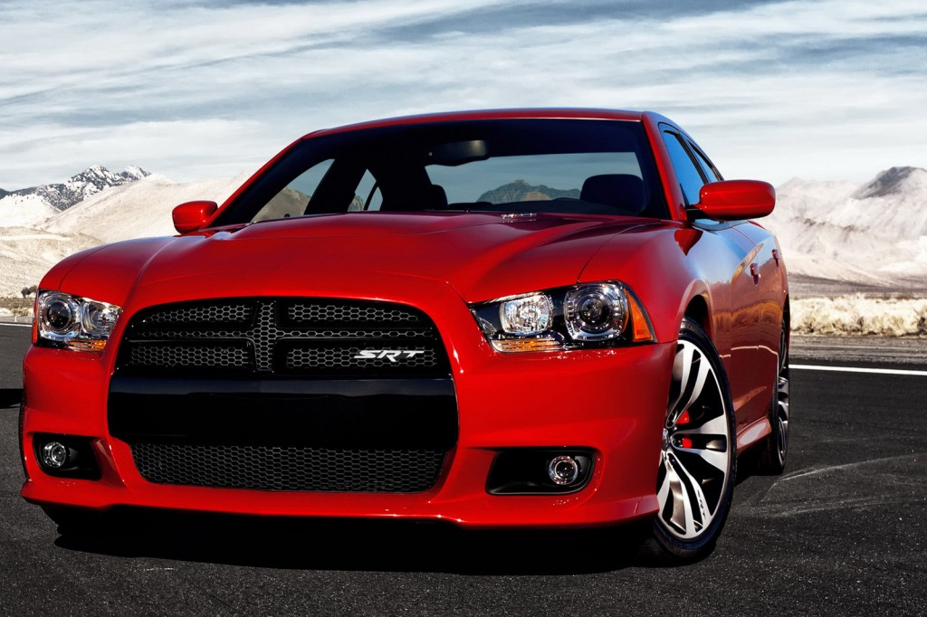 2012 Dodge Charger SRT8 2 1024x682 Chicago Auto Show will witness the unveiling of 2012 Dodge Charger SRT8