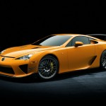 2012 Lexus LFA Nurburgring Edition 150x150 New to This Universe   Lexus LFA Nürburgring