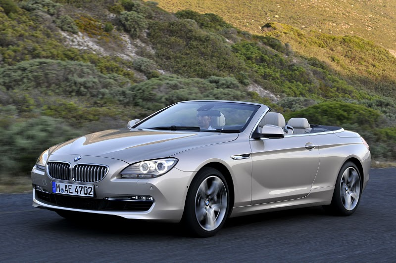 2012 bmw 6 series convertible 2 The Convertible BMW 6 series