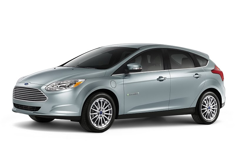2012 ford focus electric 1 The Ford Focus Electric 2012