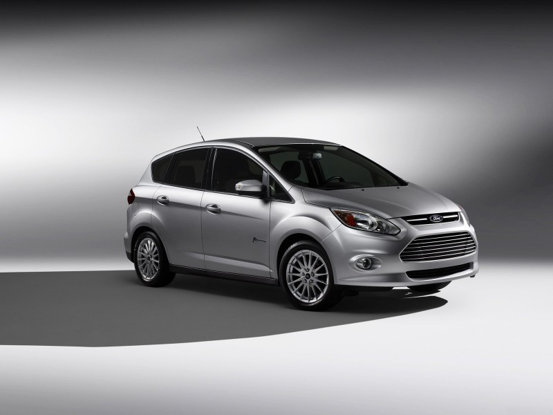 2013 Ford C MAX Hybrid 2013 Ford C MAX Hybrid, Saves Fuel and Energy