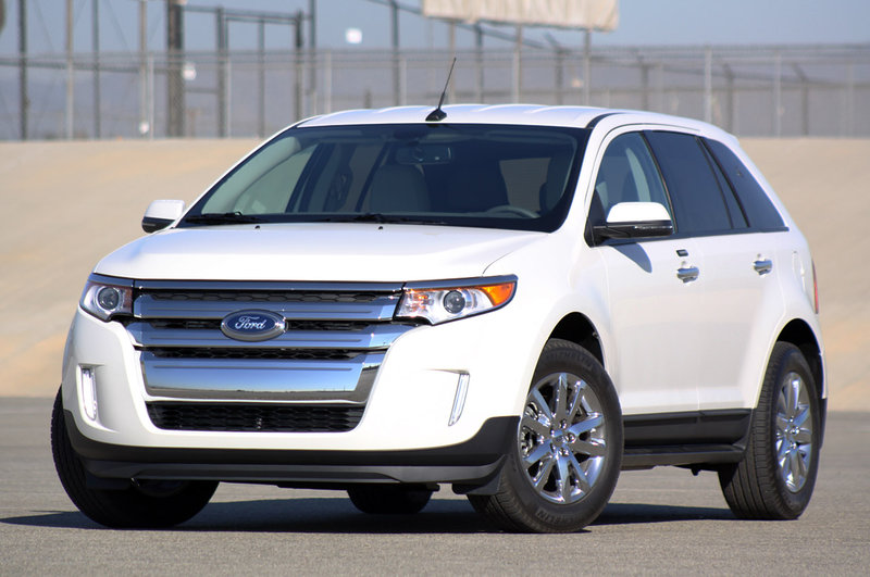 2013 Ford Edge EcoBoost The 2013 Ford Edge EcoBoost
