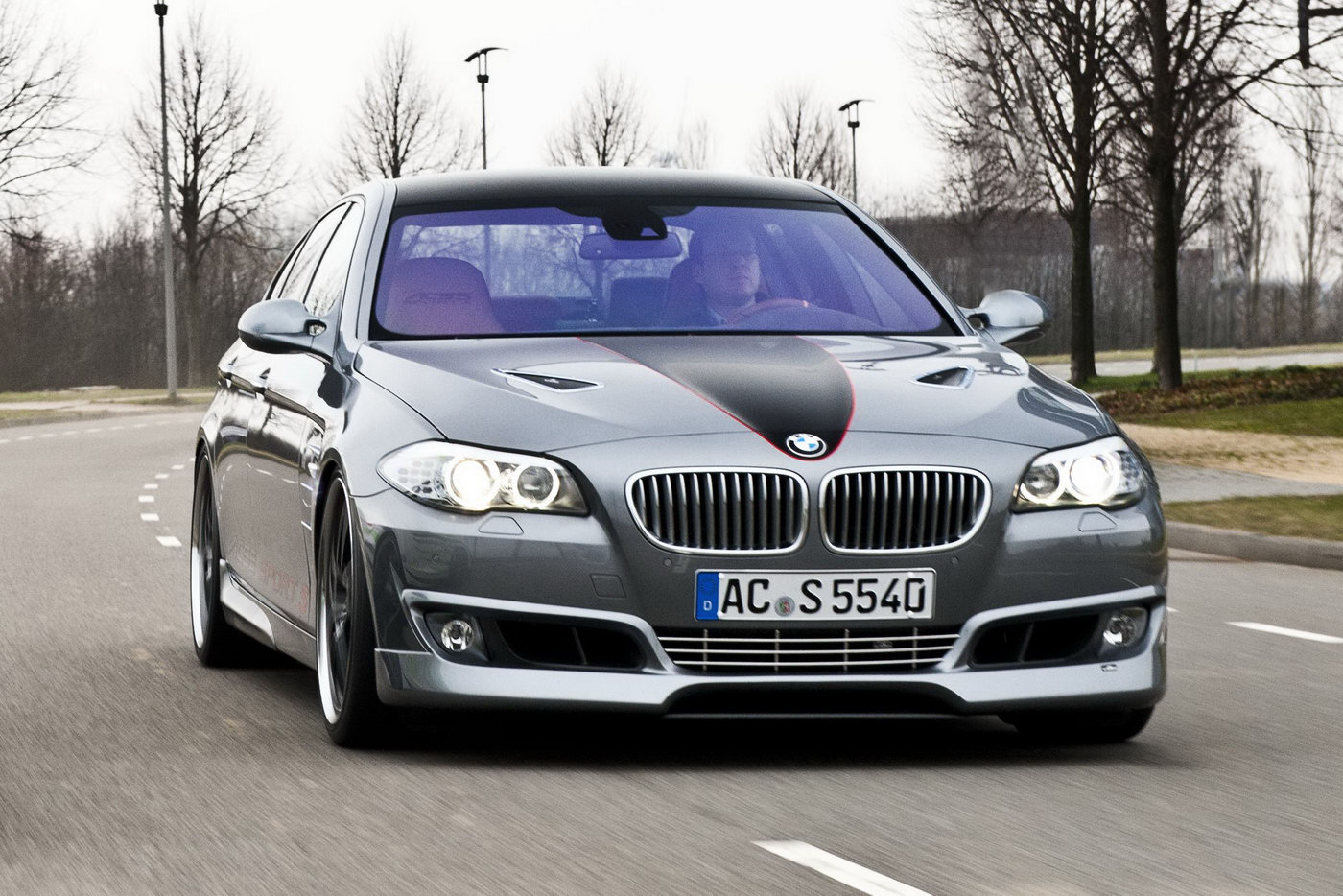 ACS5 Sport S Saloon AC Schnitzer makes Sport S Saloon Car out of the BMW 550i