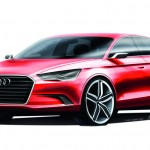 Audi A3 Sedan Concept 150x150 Audi A3 Concept with 408HP Officially Previews Next Generation Model