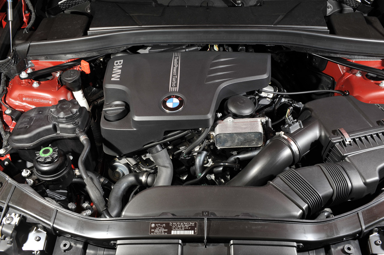 Bmw Officially Announces 2 0 Litre 4 Cylinder Turbo