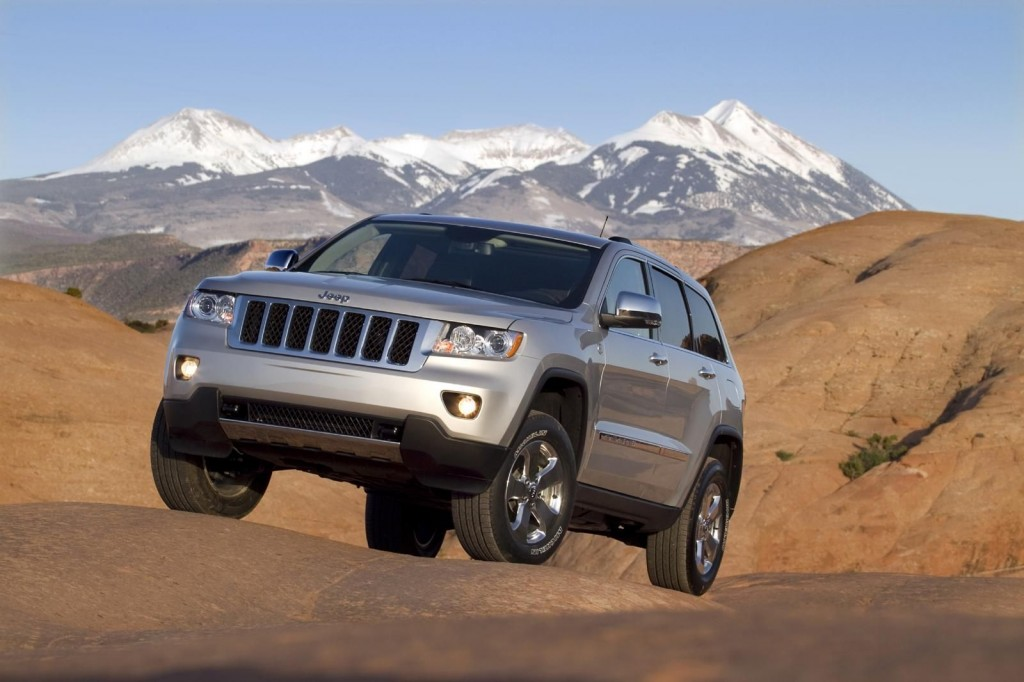 Grand Cherokee Jeep 13 1024x682 Grand Cherokee Jeep, Diesel version Announced