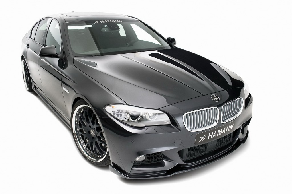 Hamann BMW 5 M Sports 4 1024x682 Hamann's Tuning Program for BMW 5 Series Models – User Friendly and Advantageous