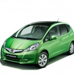 Jazz Hybrid 150x150 Honda Jazz B Segment Version with EV Mode