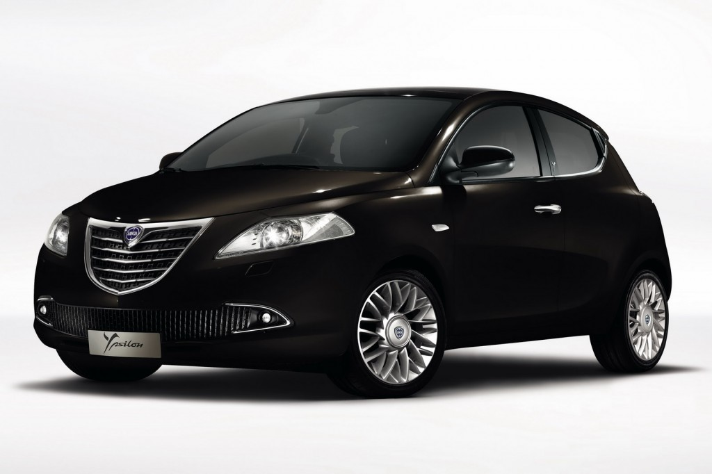 Lancia Ypsilon 1024x682 Lancia Launches New Ypsilon Soon in Europe