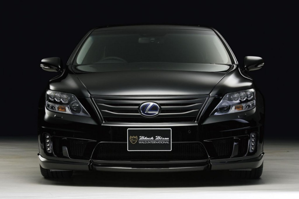 Lexus LS 460 8 1024x682 Black Bison Kit for Lexus LS 460
