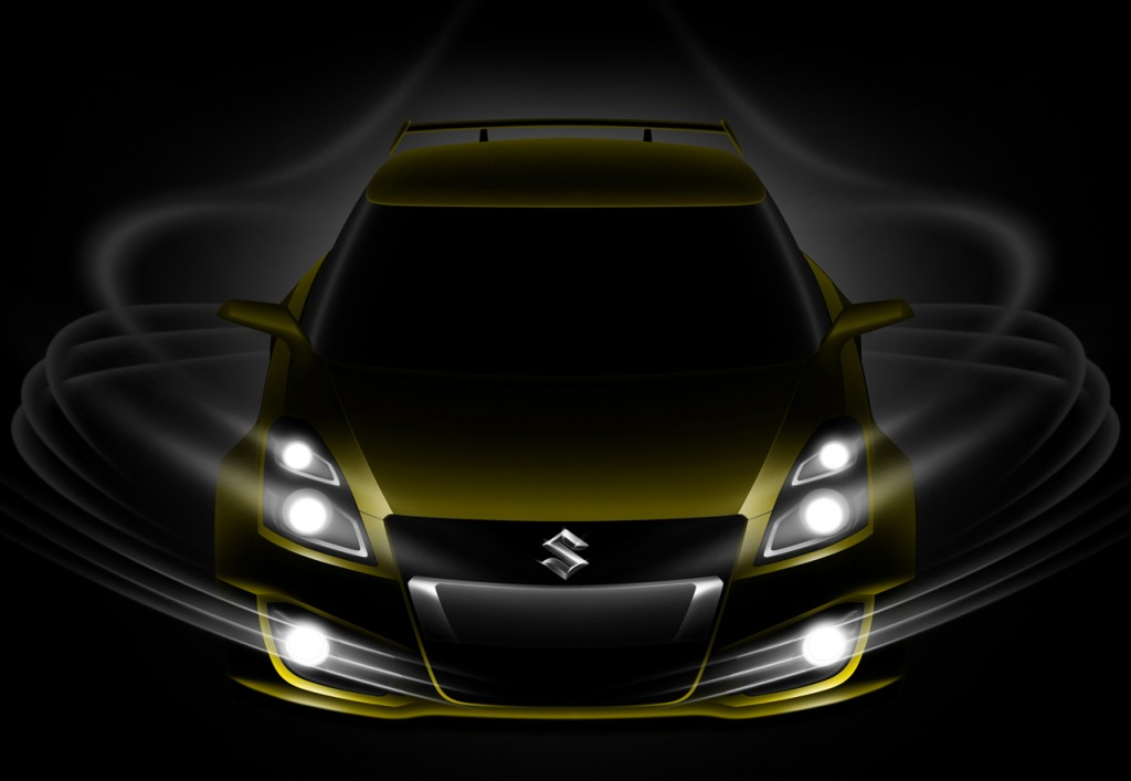 Maruthi Swift S Concept 1024x707 S Cube ( Suzuki Swift S) gets ready for Geneva debut