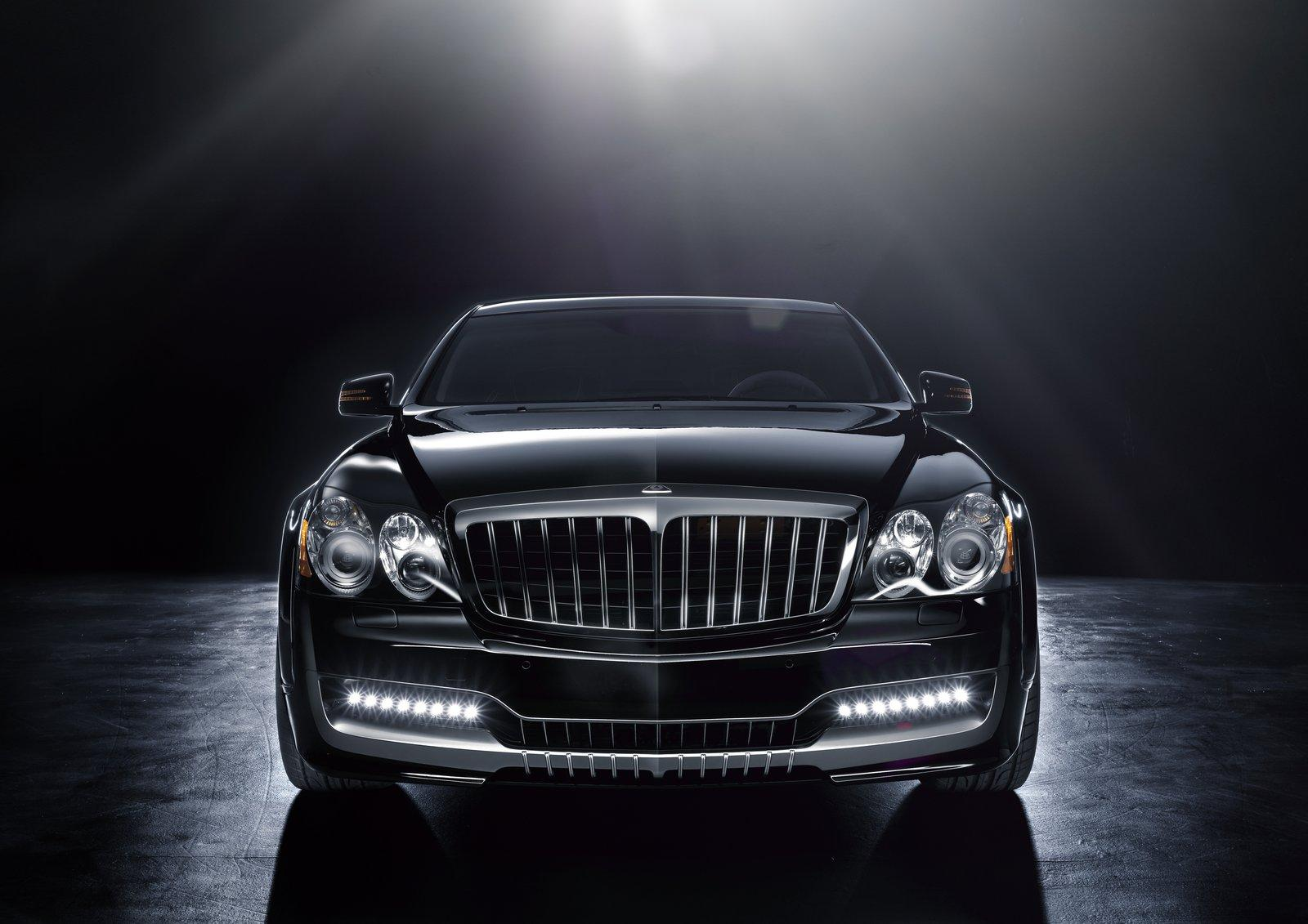 Maybach 575 Cruiserio Coupe 13 Maybach 575 Cruiserio Coupe headed to Geneva