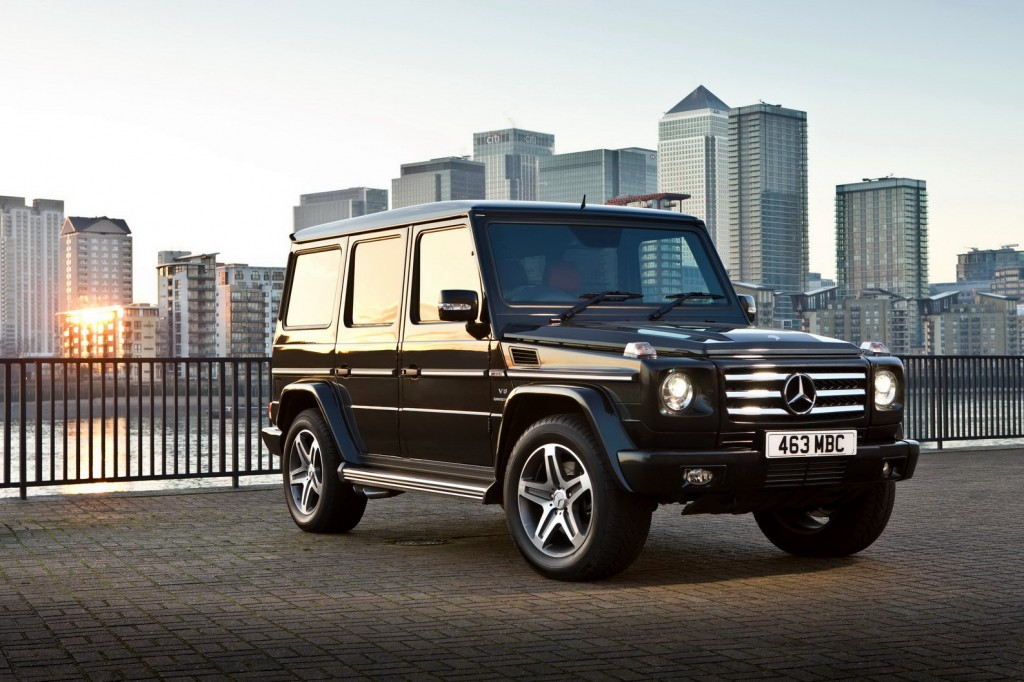 Mercedes Benz G Class 10 1024x682 Eco friendly Mercedes Benz G Class Edition Will Be Launched in India