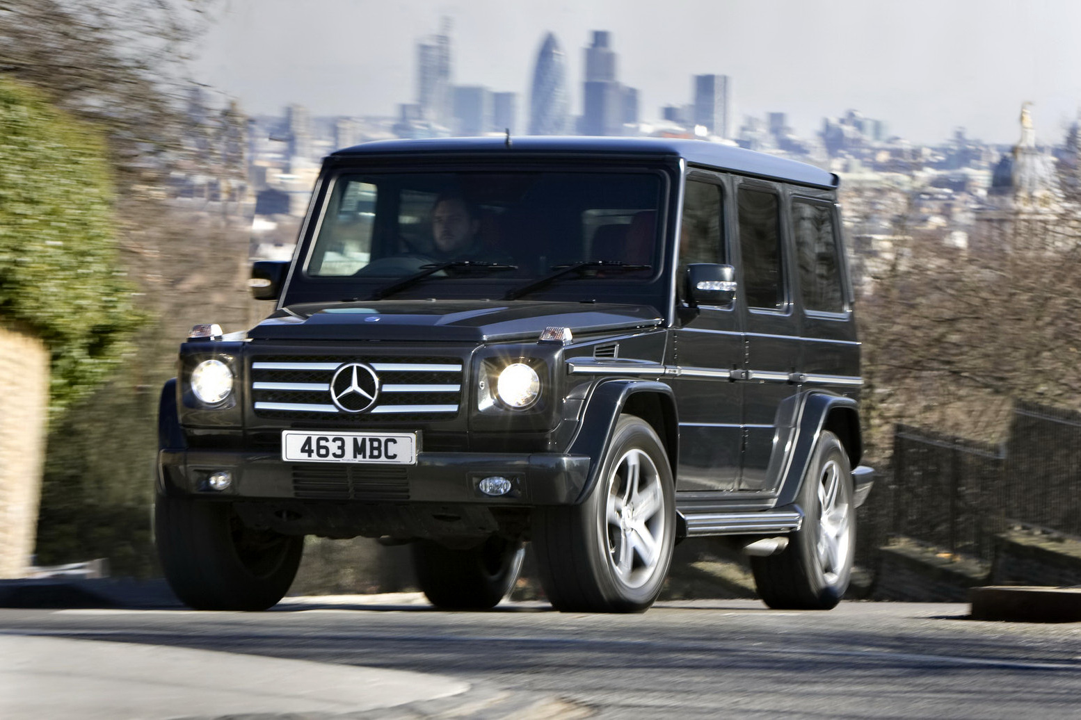 eco friendly mercedes benz g class edition will be. Black Bedroom Furniture Sets. Home Design Ideas