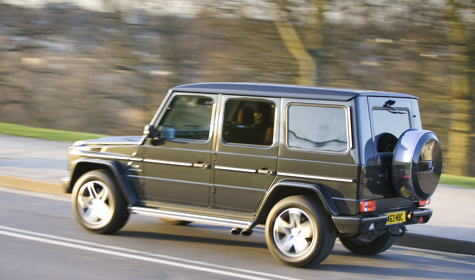 Eco Friendly Mercedes Benz G Class Edition Will Be