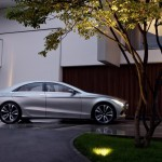 Mercedes Benz  Small SUV, Baby CLS (5)
