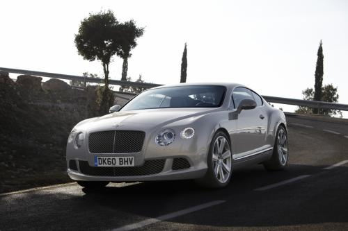 New Bentley V8 6 New Bentley V8 Engine Lowers Carbon Emission and Ensures Environment Protection