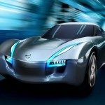 Nissan ESFLOW EV Coupe 150x150 Nissan Esflow – Battery Powered RWD Sports Coupe Concept Car