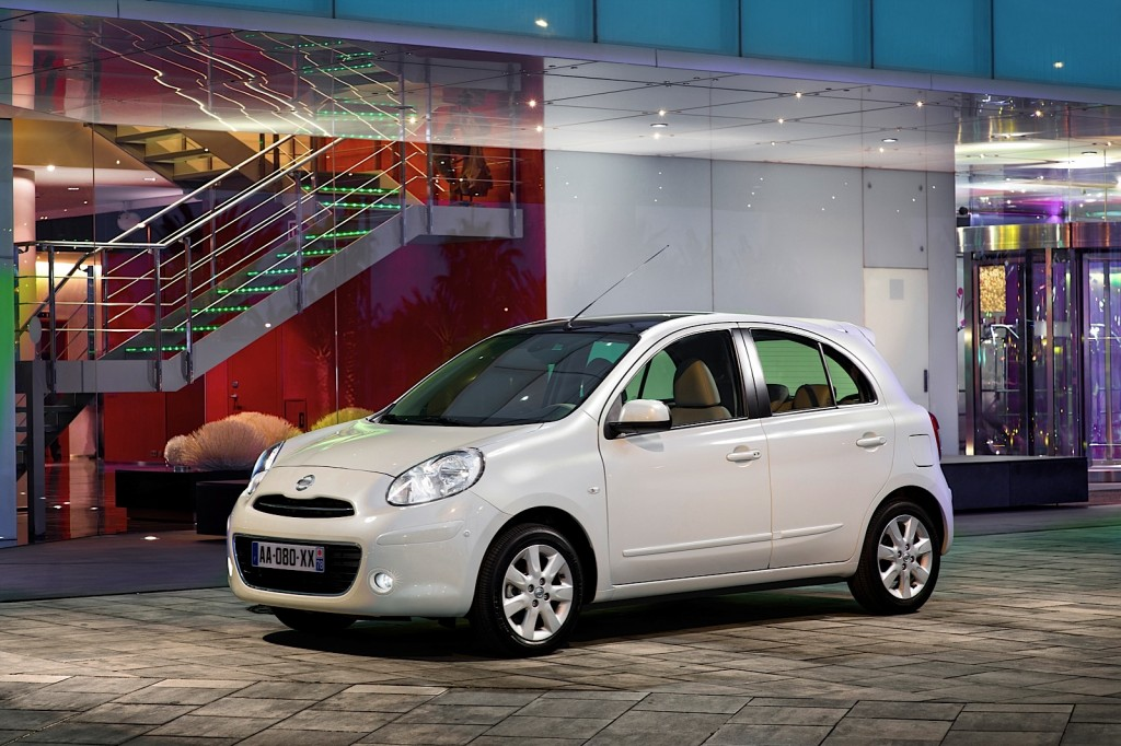 Nissan Micra DIG S 11 1024x682 Nissan introduces environment friendly Micra DIG S Turbo