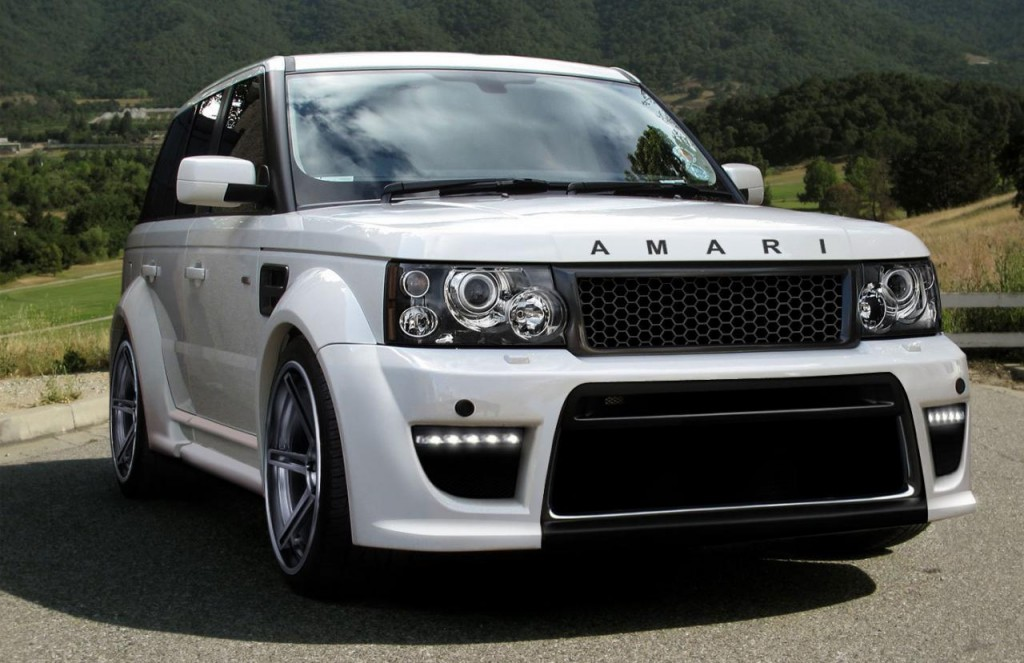 Range Rover Windsor Edition 1 1024x663 Range Rover Windsor Edition with the Latest Features