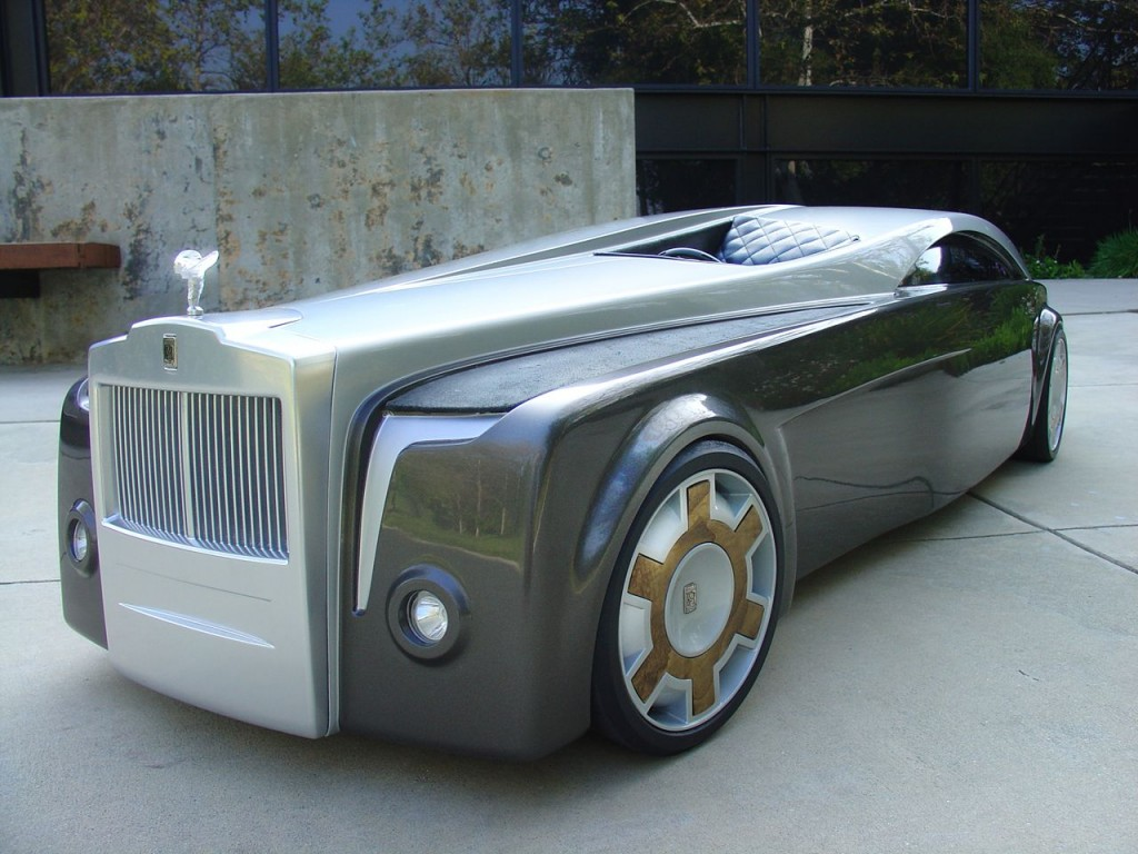Rolls Royce 19 1024x768 The Extra Ordinary Rolls Royce Apparition by Jeremy Westerlund