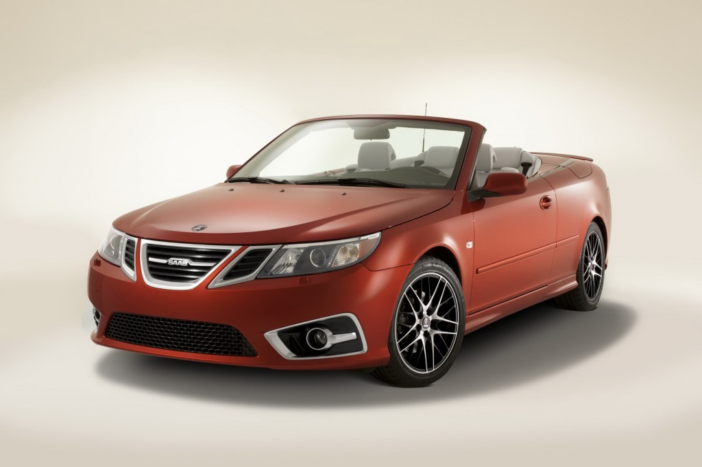 Saab 9 3convertible independence edition 1 1024x682 Saab 9 3 Convertible  Independence Edition Unveiled