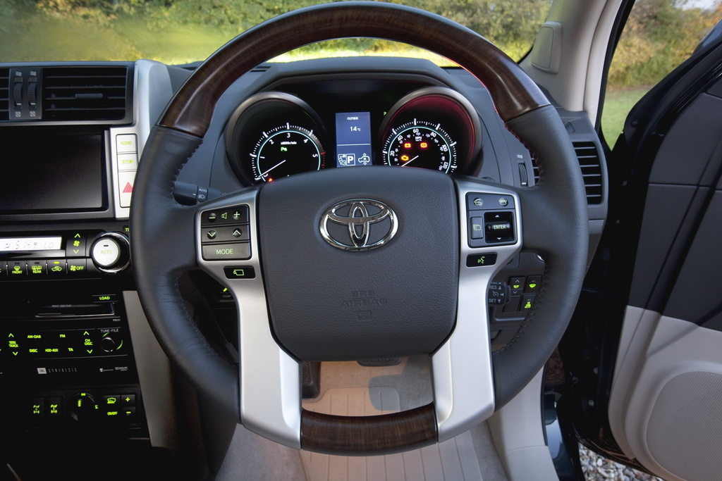 Toyota Land Cruiser 2 Toyota England Launched Land Cruiser and Land Cruiser V8