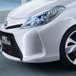 Toyota Yaris HSD Concept and New Prius+ MPV (1)