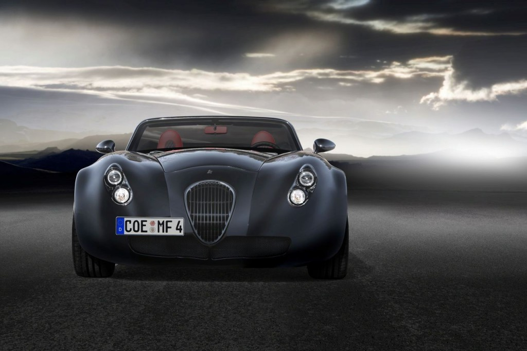 Wiesmann Spyder Concept 2 1024x682 The Spyder Concept from Wiesmann Announced