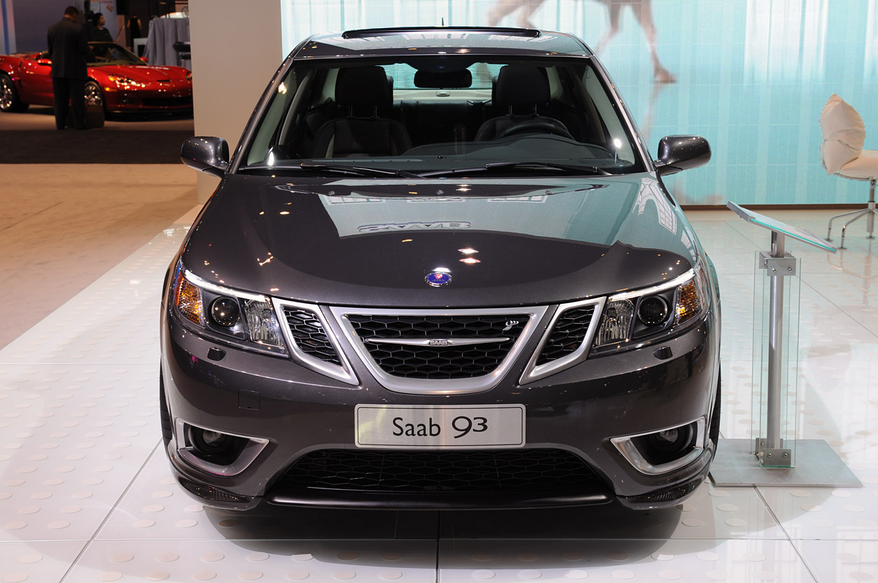Awesome Hirsch Performance Saab9 3 Machinespider Com