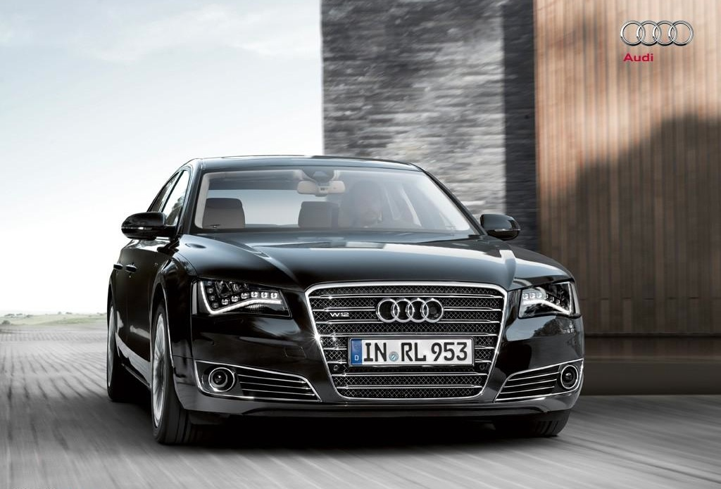 Audi A8 W12 Car Model To Be Launched In October 2011
