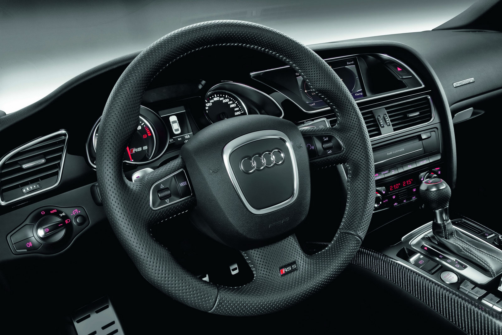 2011 Audi RS5 Coupe 2 The All New Audi RS5 Coupe Revealed, Officially