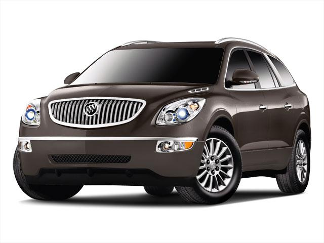 2011 Buick Enclave CXL The 2011 Buick Enclave CXL offering real excitement