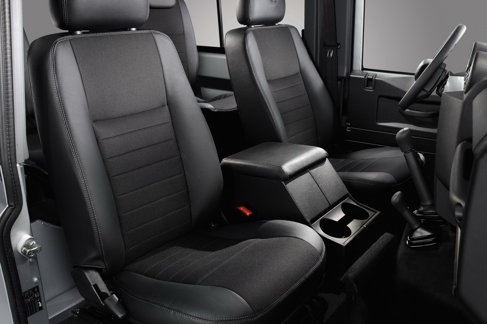 2011 Defender X Tech 12 Land Rover Releases the Limited Edition 2011 Defender X Tech