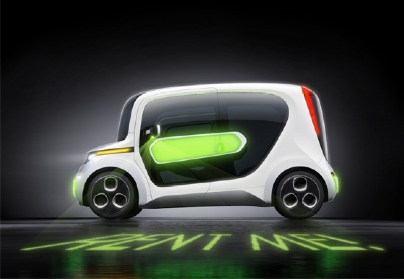 2011 EDAG Light Car Sharing Concept Vehicle  More Dynamic