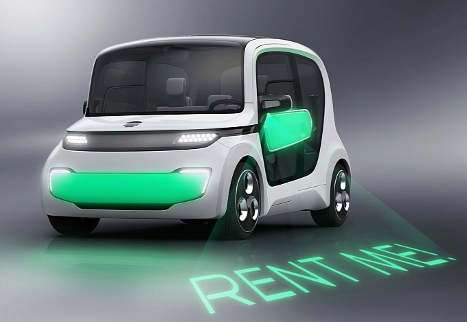 2011 EDAG Light Car Sharing Concept 2011 EDAG Light Car Sharing Concept Vehicle  More Dynamic
