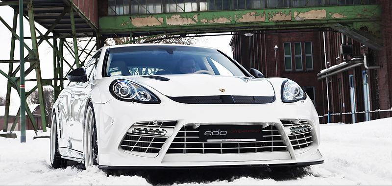 2011 Edo Competition Panamera Turbo Moby Dick 7 The Edo Competition Porsche 2011 Panamera Turbo Moby Dick
