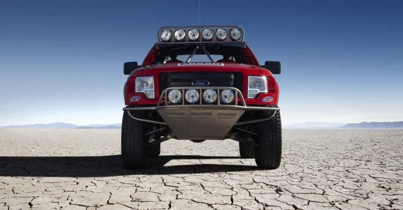 2011 Ford F 150 Desert Racer 3 The Tough Ford 2011 F 150 Desert Racer