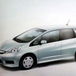 2011 Honda Fit Shuttle1 150x150 The 2011 Honda Fit Shuttle Will Be Introduced in Japan Soon
